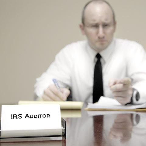 Auditorías del IRS